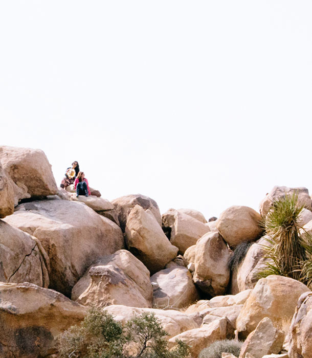 Far, far away in Joshua Tree
