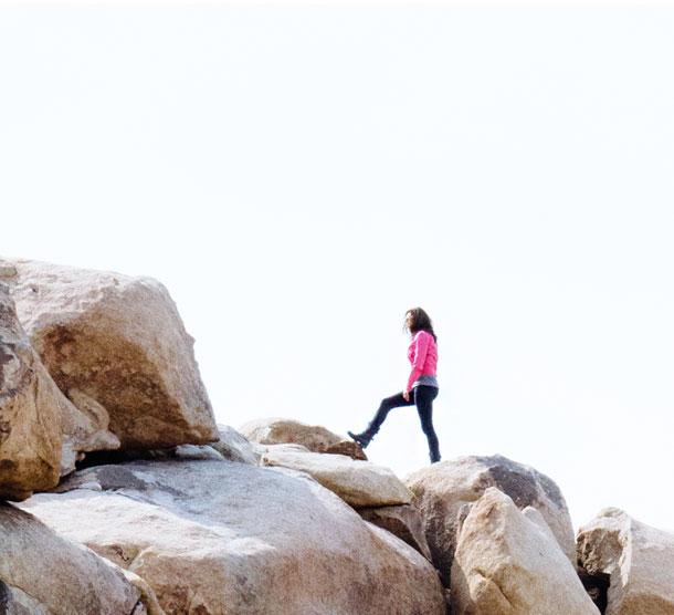 Keep Climbing / Joshua Tree / Bourbon and Goose Adventures