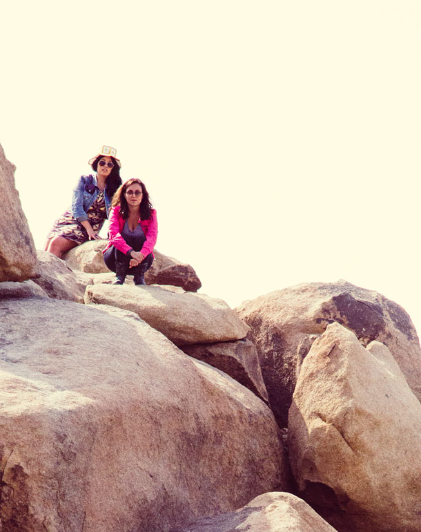 Ladies of Joshua Tree / Bourbon and Goose Adventures