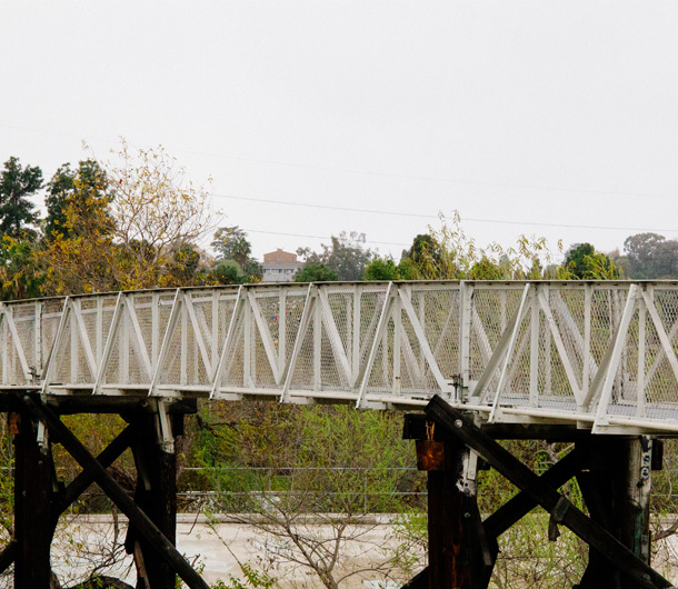Adventure: Bridge Over Troubled Water / LA River / Bourbon and Goose