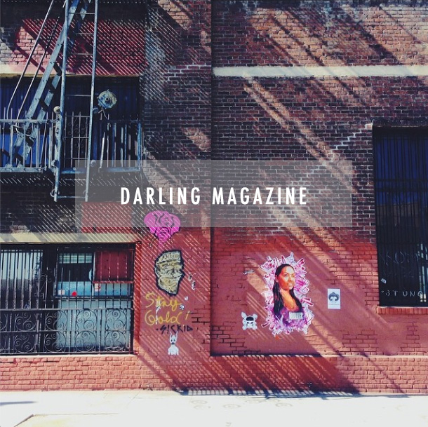 Darling Magazine: DTLA / bourbon and goose