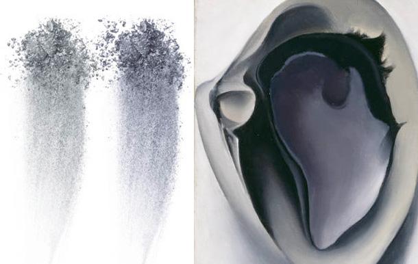 O'Keeffe + NARS