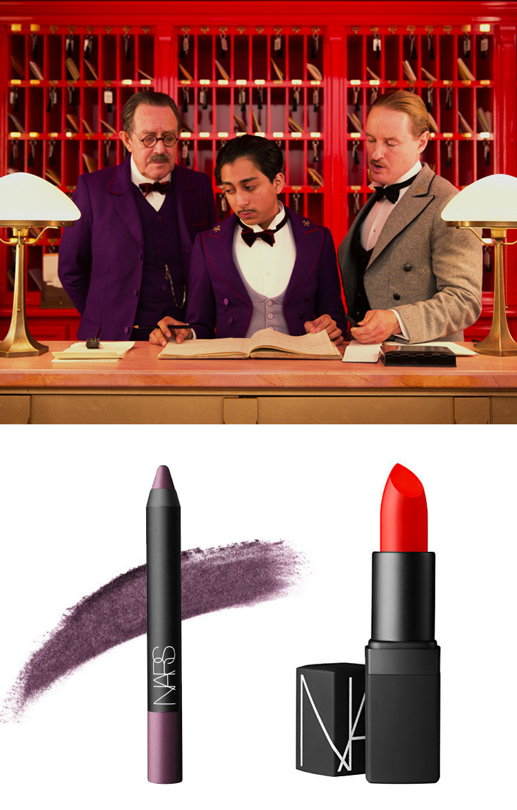 Muse: The Grand Budapest Hotel / Bourbon and Goose