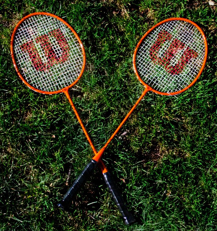 Let's Play: Badminton