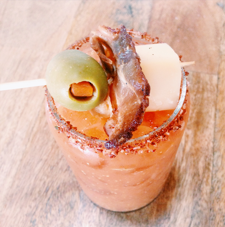 The Best Bloody Mary from Prep & Pastry