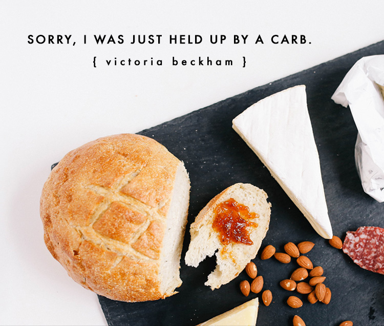 Quote by Victoria Beckham / Bourbon and Goose