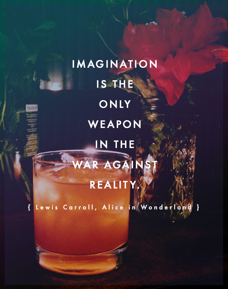 Quote: Alice In Wonderland