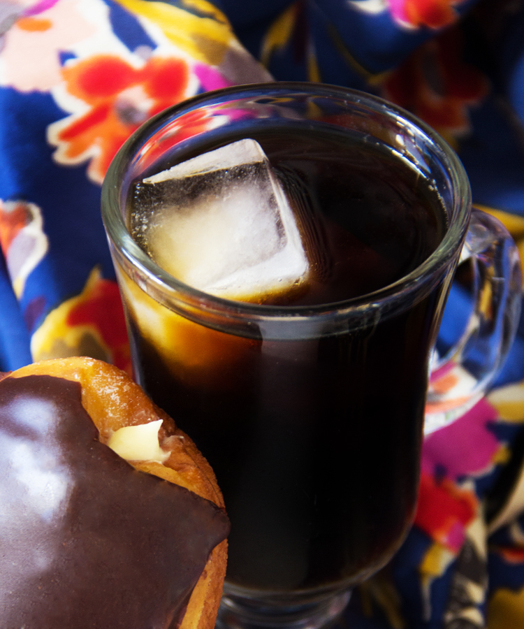 #HappyHourClub: Coffee with Coconut Water
