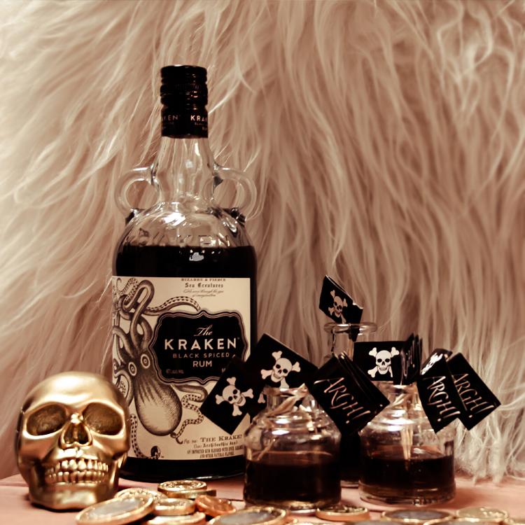 #HappyHourClub 19 / Kraken Black Spiced Rum