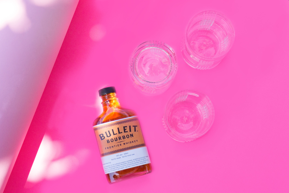 Go-To Bourbon: Bulleit Bourbon