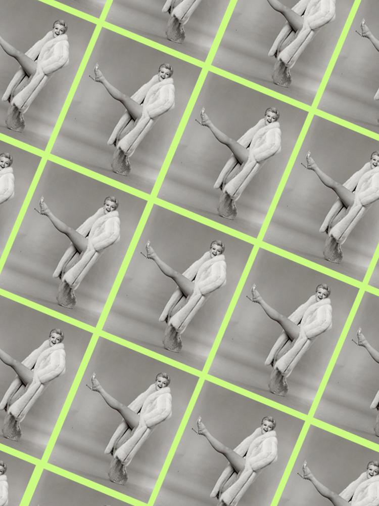 Angela Lansbury's Dancing Career