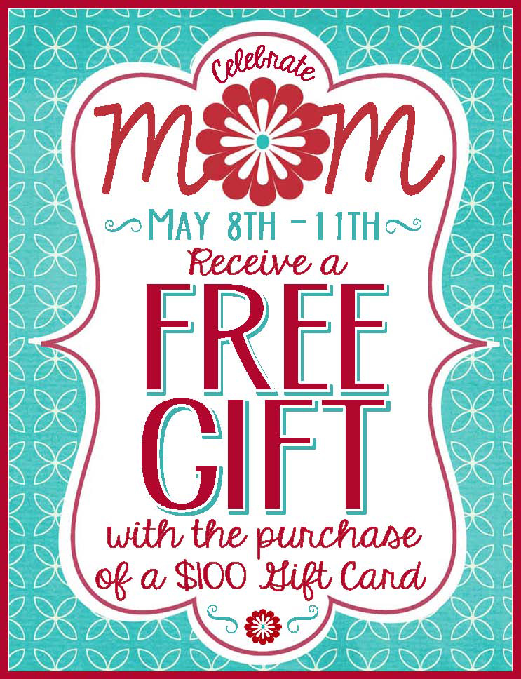 mothers day free gift salon