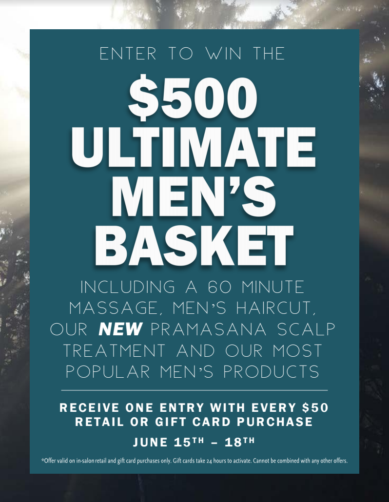 Haircut Coupons Toledo Ohio - Enter to win the ultimate men s basket for dad