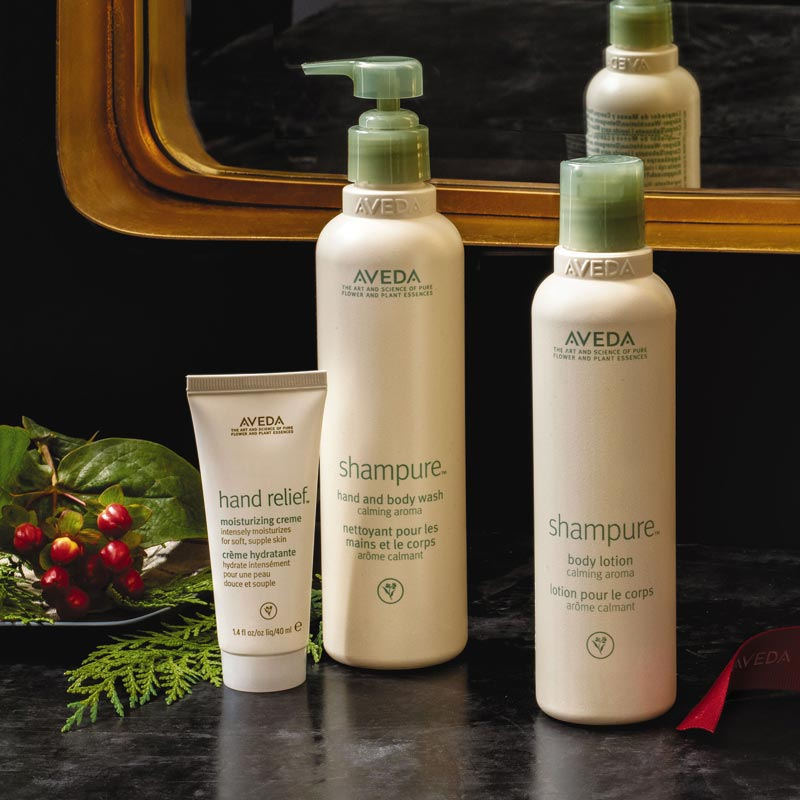 A Gift of Shampure: now $45