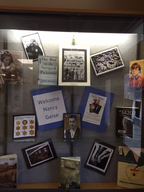 Williamsburg Kansas Library Display.JPG