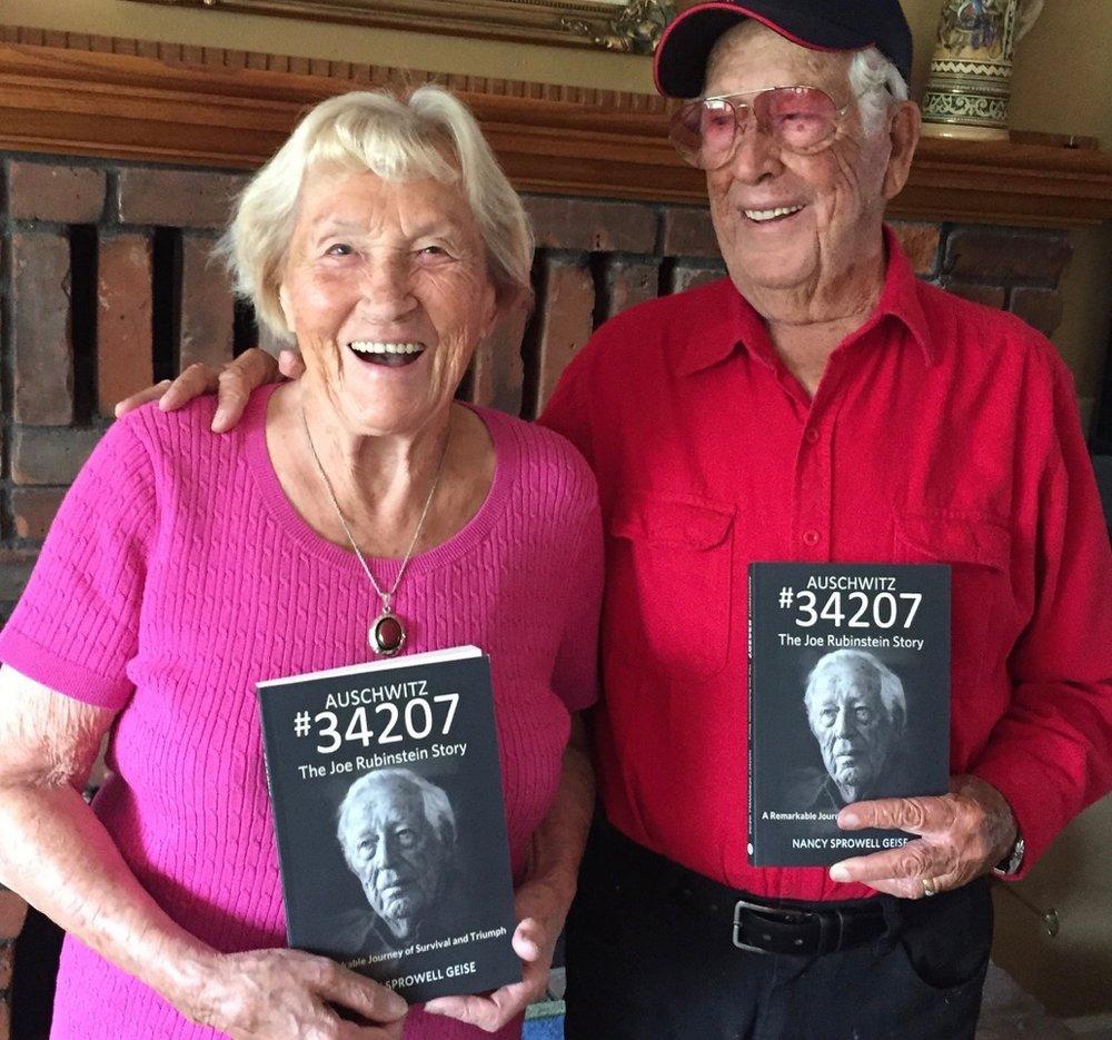 Adorable photo of Irene and Joe.jpeg