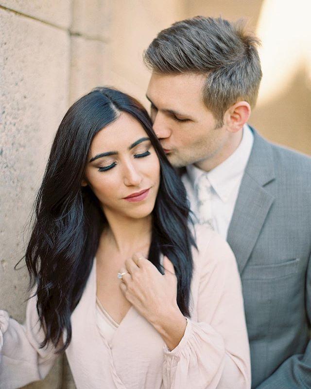 Sweet cheek kisses 💕. #michellewhitephoto