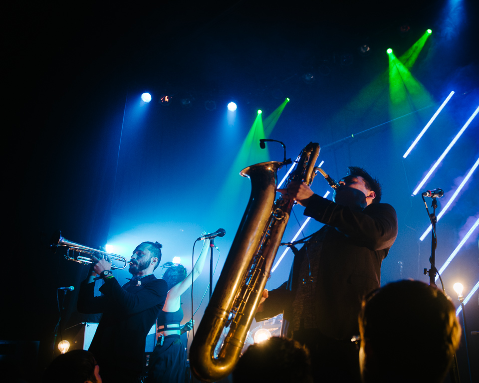 San Fermin at Lincoln Hall