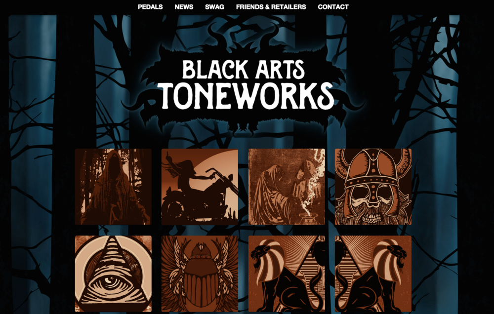 Check out my work on the Black Arts website