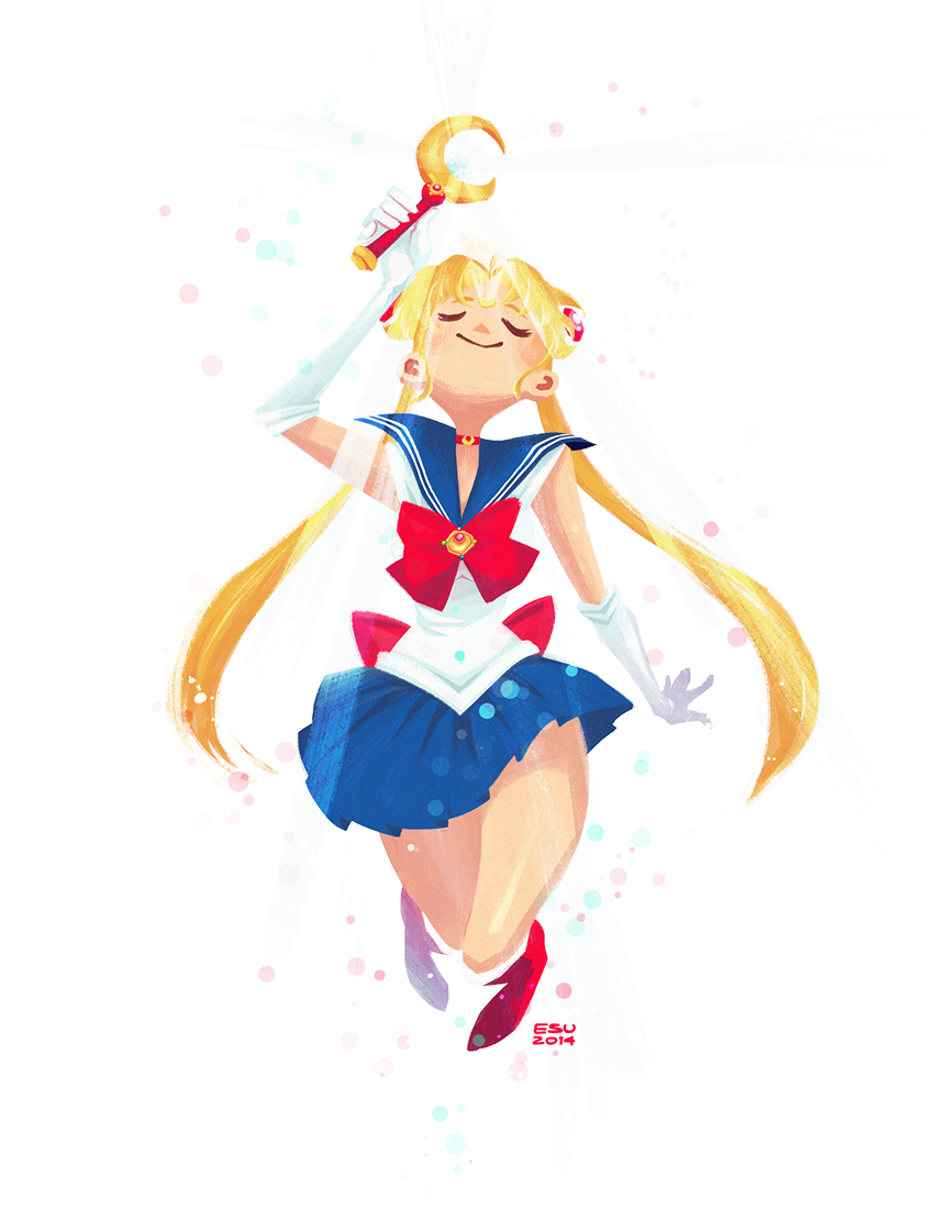 SailorMoon ELLEN SU
