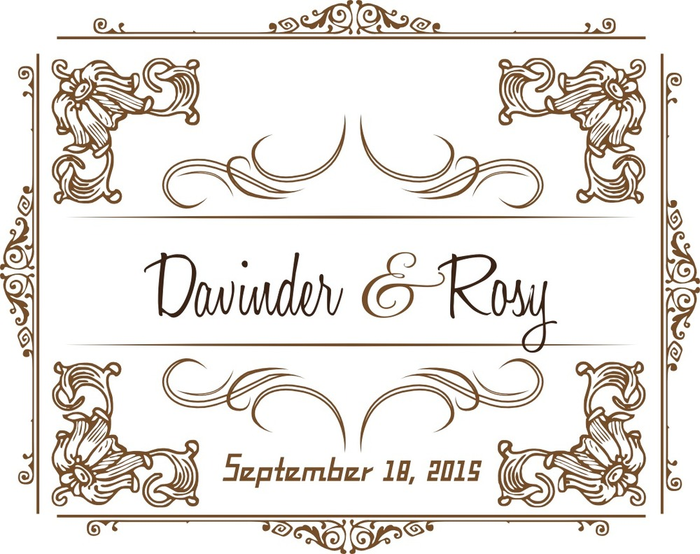 Copy of Rosy and Davinder