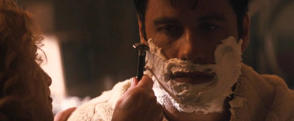 PHOTO: A phenomenal shave.