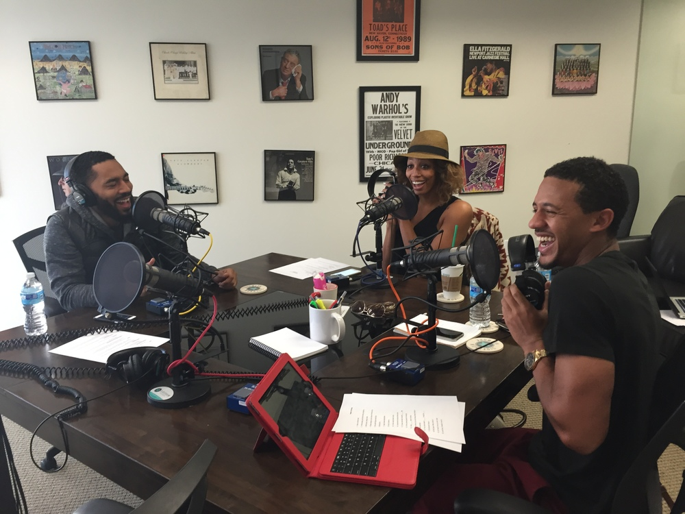 EP#13 - Tone it Up! with actor/comedian Tone Bell