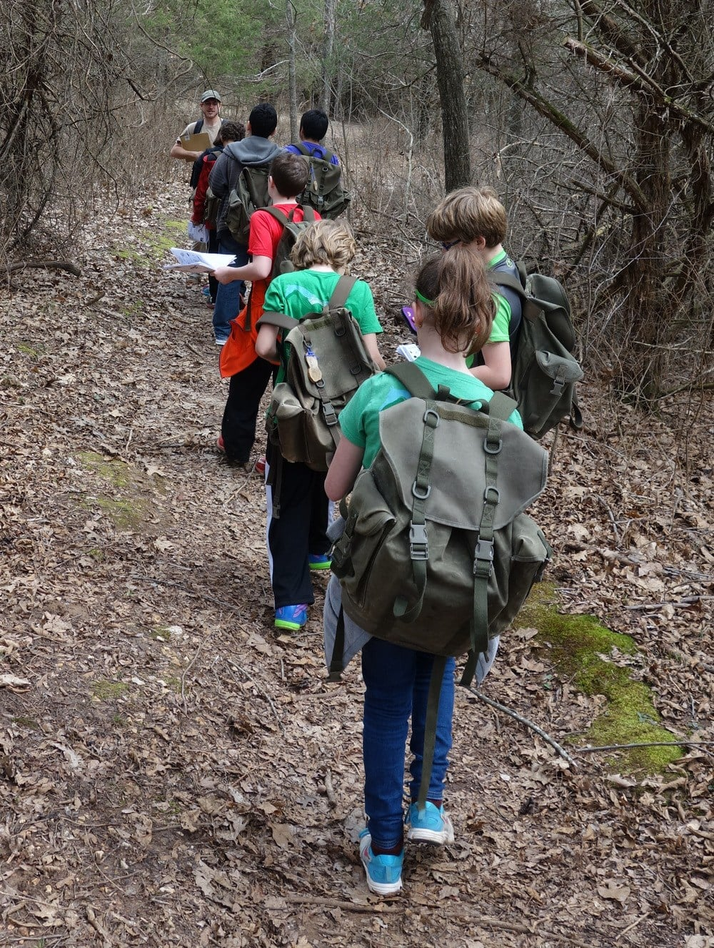 Being a teacher naturalist at the Ozark Natural Science Center has been a great learning experience and a perfect excuse to explore the Ozarks.