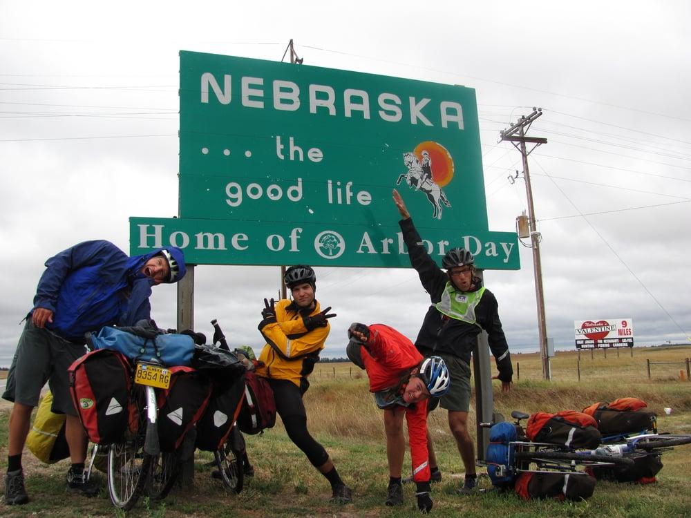 El equipo le encanto conocer cada estado por que cada estado tiene algo unico.