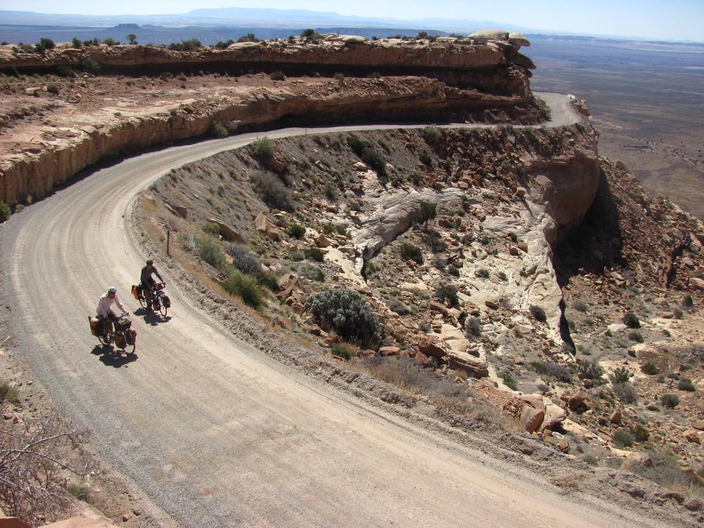 Bike49 fue un viaje en bici por todos los estados de EEUU excepto Hawaii.