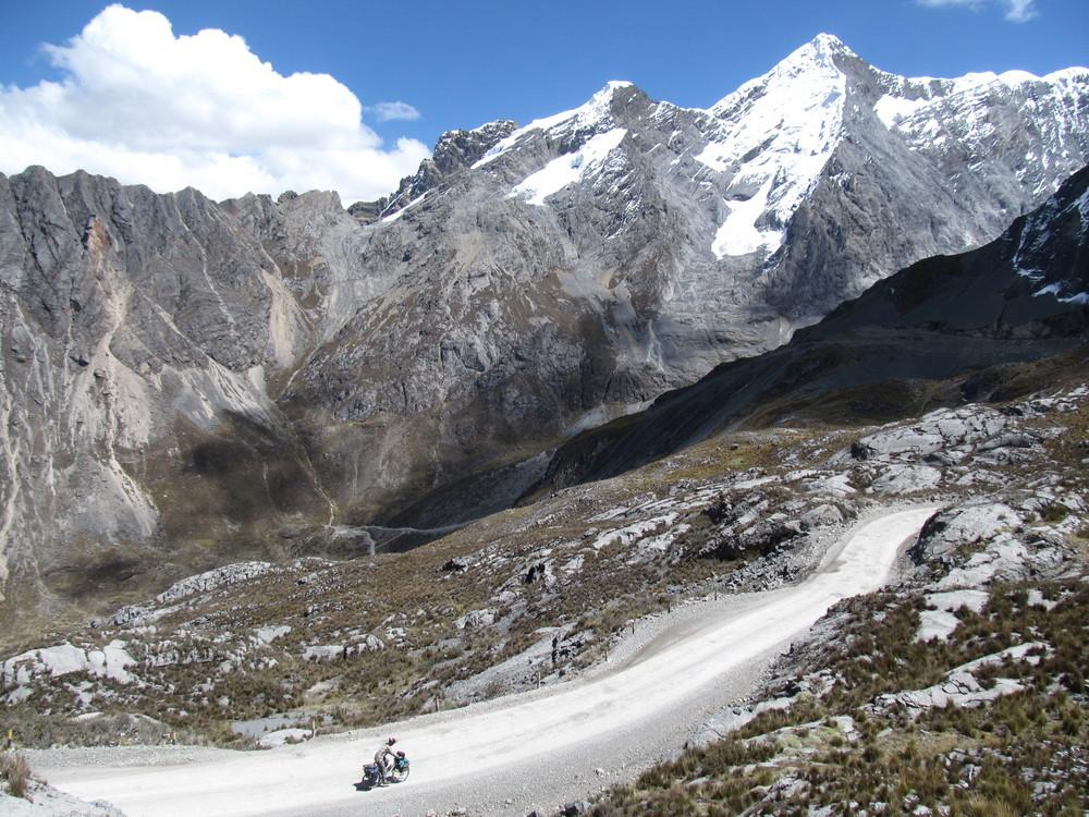 Spoon In The Road fue un viaje en bici desde Bolivia hasta a Texas.