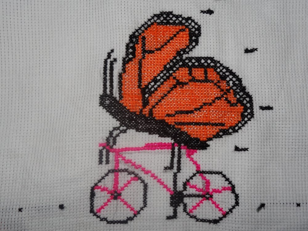 napkin bici pink.JPG