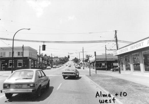 Alma [Street] and 10th [Avenue looking] west.jpg