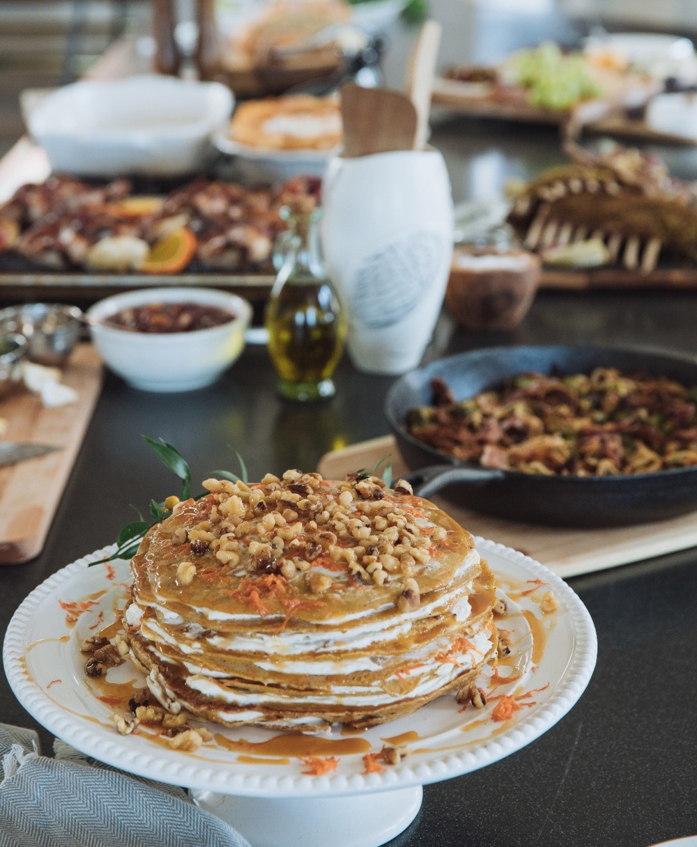 A Farm-to-Table Thanksgiving | Table + Dine