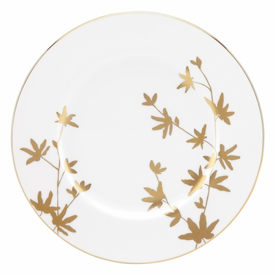 A Farm-to-Table Thanksgiving | kate spade new york Oliver Park Accent Plates at Table + Dine