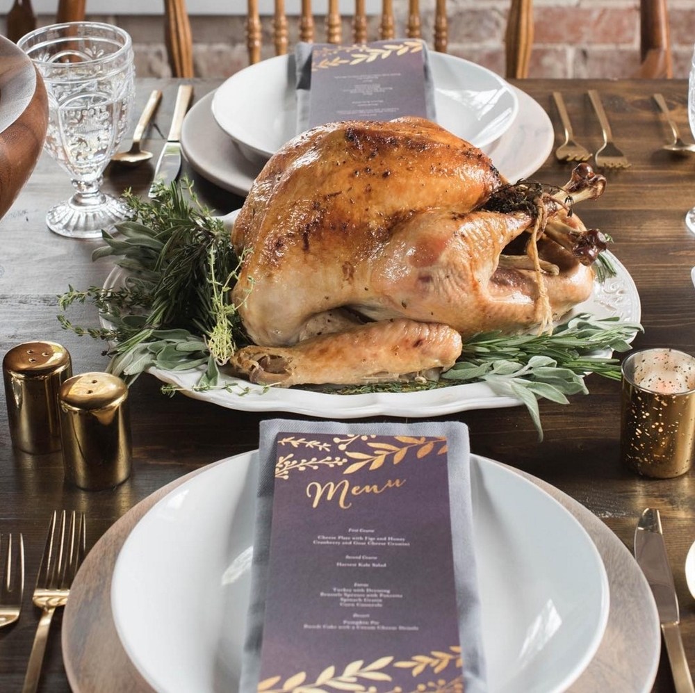 Thanksgiving Tablescapes to Fab Up your Feast