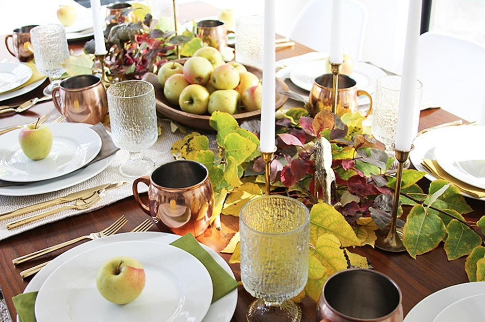 Thanksgiving Tables to Fab Up your Feast
