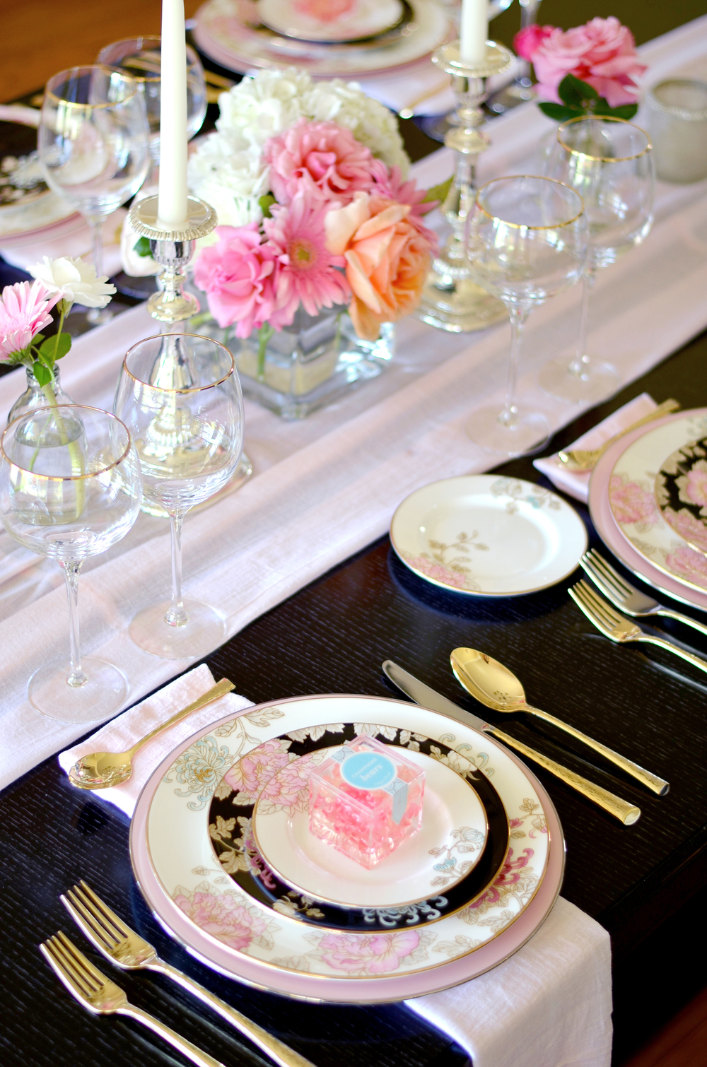 SETTING A BOHO CHIC TABLE WITH MARCHESA BY LENOX U2014 Table + Dine By Deborah  Shearer