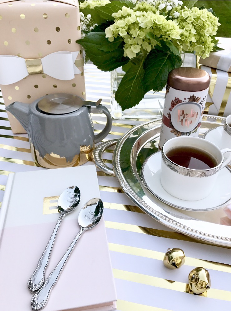 Hostess Gifts for the Tea Lover