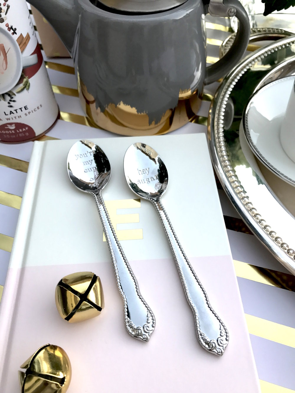 Hostess Gifts - Sugar spoons