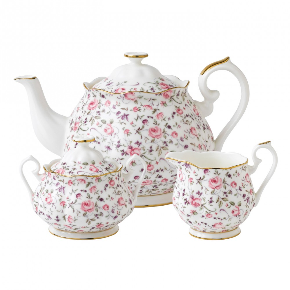 3-Piece Tea Party Set