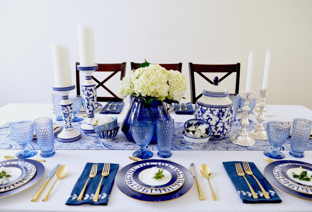 SETTING A PASSOVER SEDER TABLE — Table + Dine by Deborah Shearer