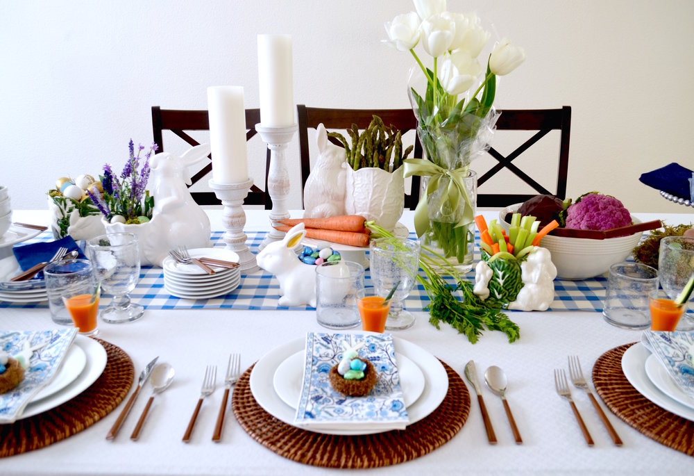 : brunch table setting - Pezcame.Com