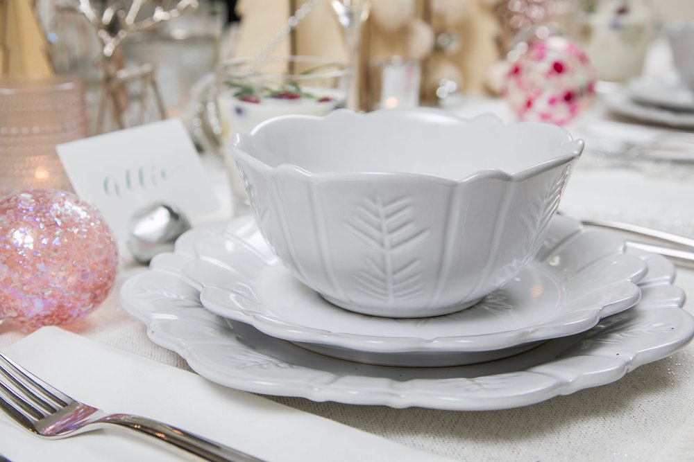 Alpine Christmas Dinnerware by Lenox