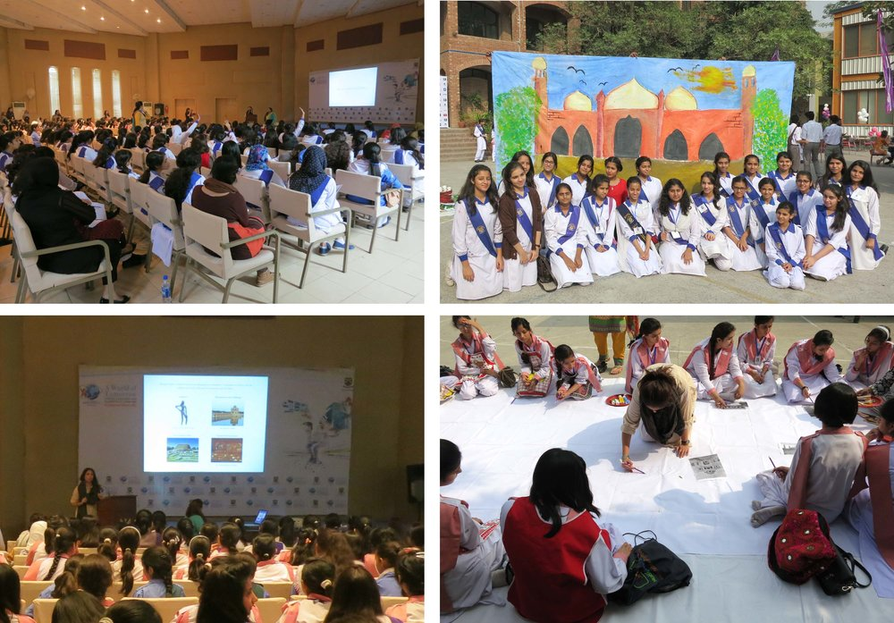 School of Tomorrow, Beaconhouse School, Lahore | 5th November, 2016
