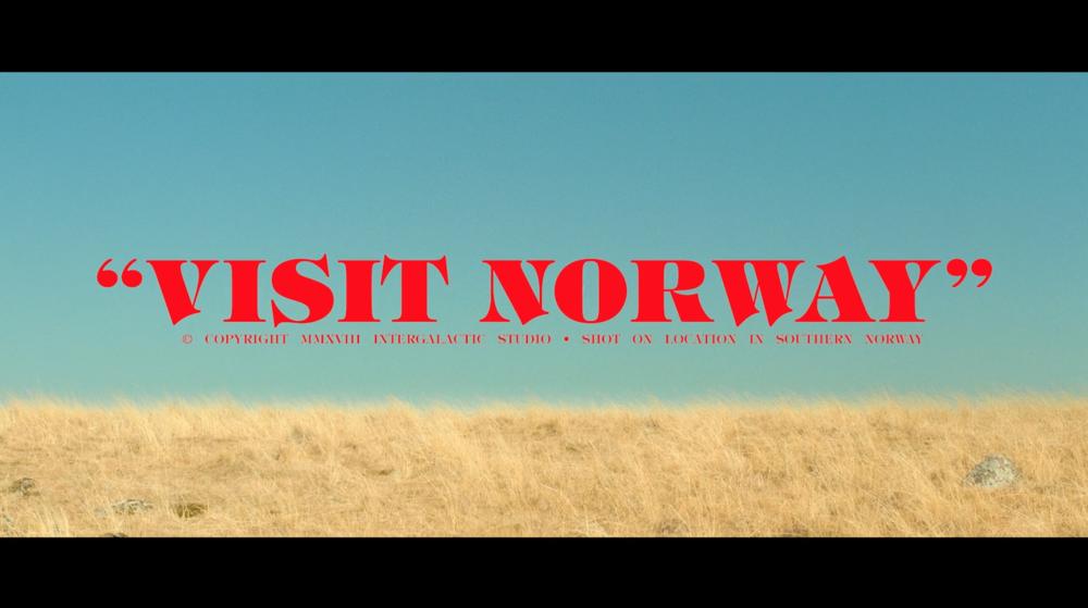 'Visit Norway' - Music Promo