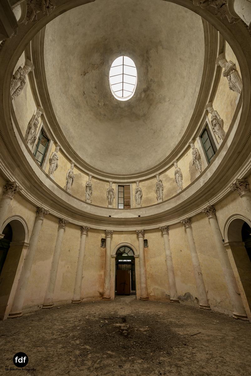 Villa Rotonda Flo Doehmer Fotografie