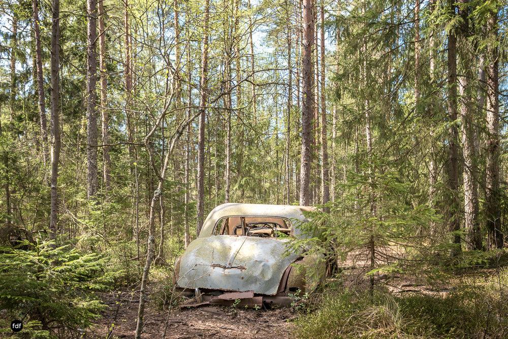 Forgotten Cars-Autofriedhof-Schrott-Lost Place-Schweden-1.JPG