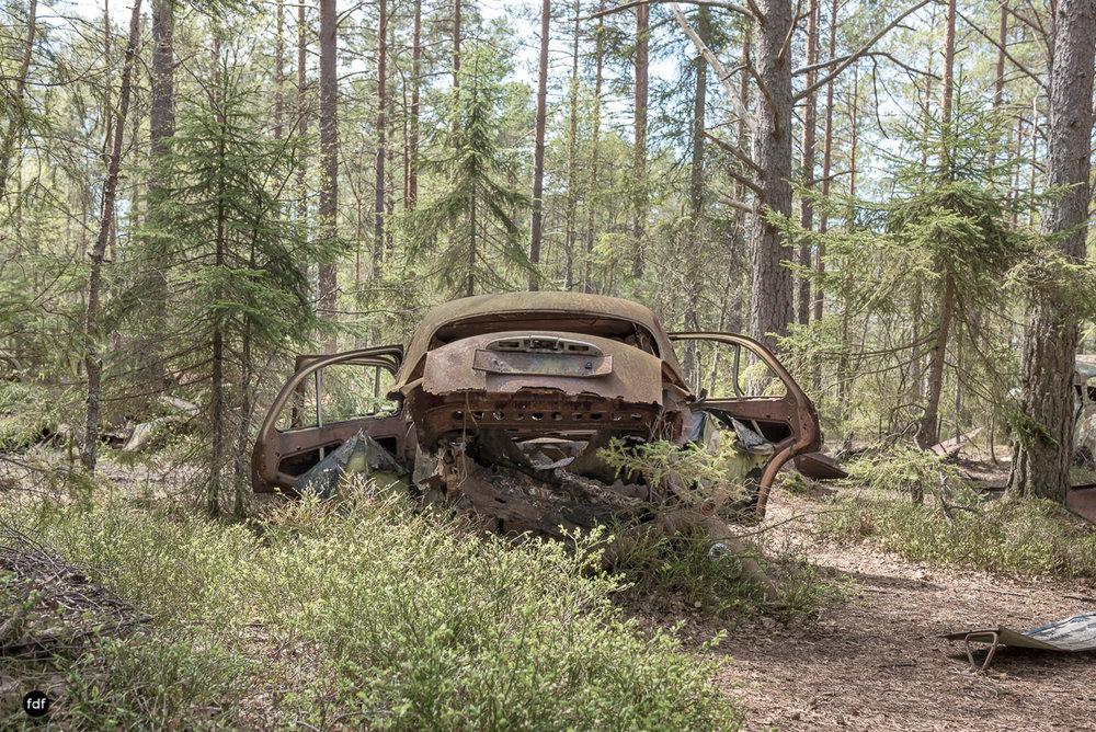 Forgotten Cars-Autofriedhof-Schrott-Lost Place-Schweden-11.JPG