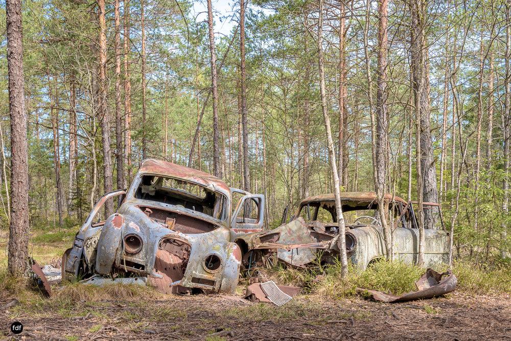 Forgotten Cars-Autofriedhof-Schrott-Lost Place-Schweden-21.JPG